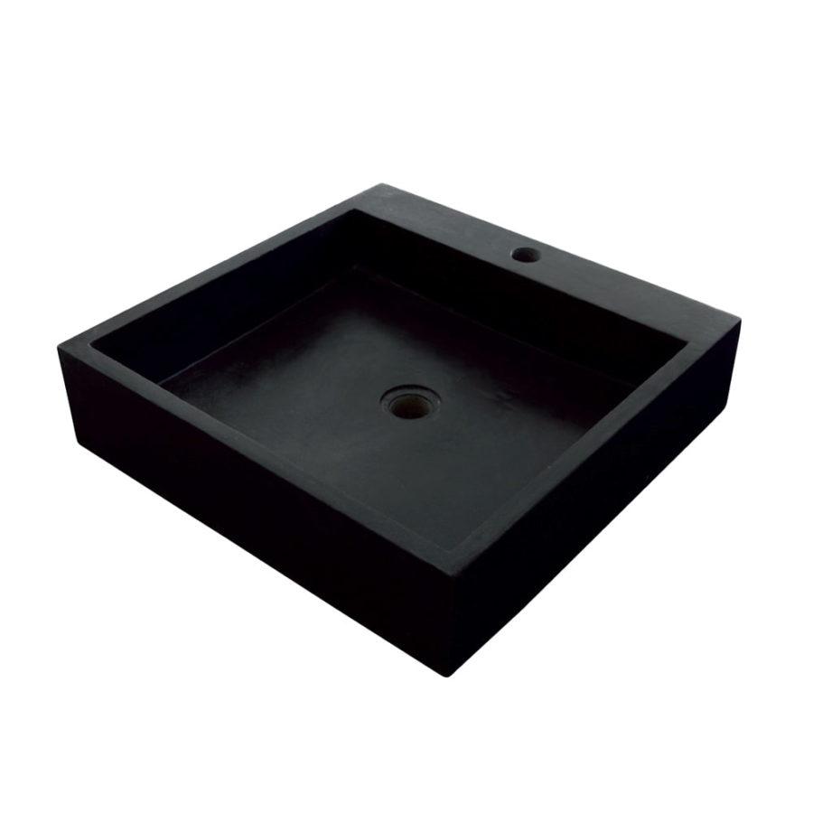 quadro basalto nero