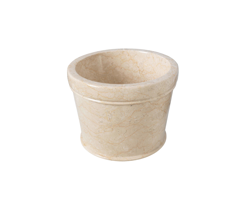IMSO Secchio Cream marmoriallas