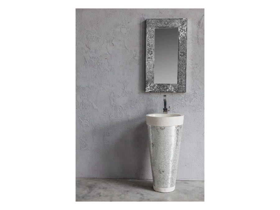 Cipi Stand Up Mosaico Specchi kiviallas.
