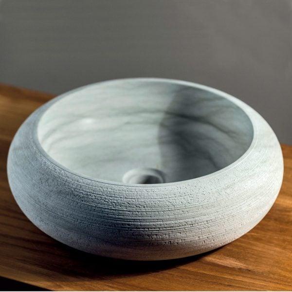 CIPI Round Gray kiviallas