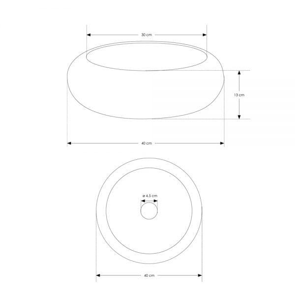 Cipi Round Sketch