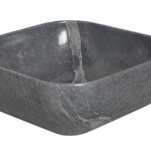 Quadrato Bardiglio marmoriallas