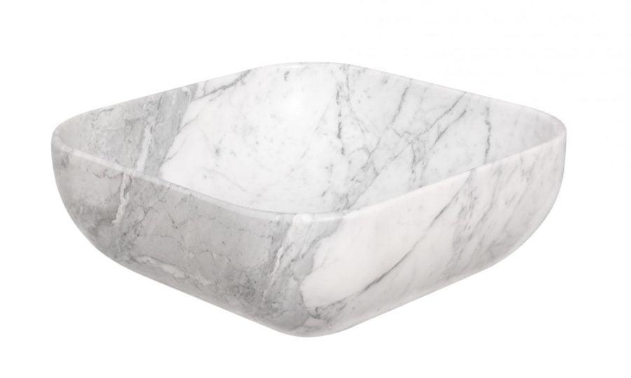 Quadrato Carrara marmoriallas