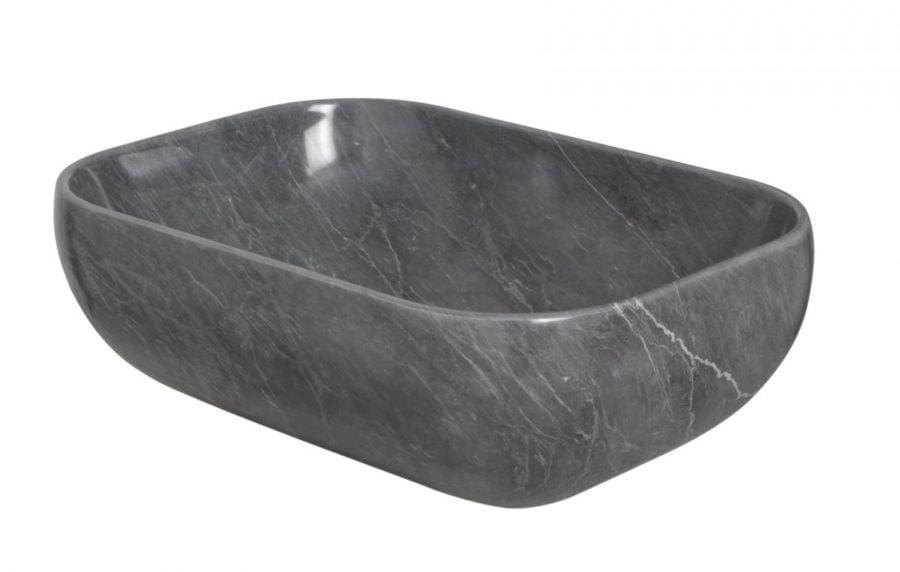 Rettangolo Bardiglio marmoriallas