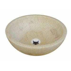 Round Onice kiviallas